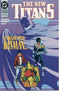 New Titans 65
