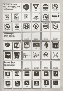 The inside of the Road Sign Games folder where the stickers would go.  I still want to find the Fallout Shelter sign.