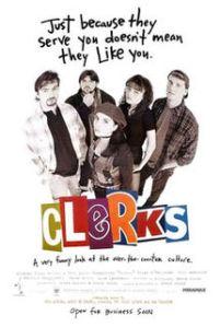 Clerks poster