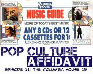 Columbia House Cover