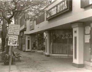 Sayville Pizza on Main Street in Sayville, October 1996.