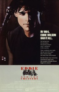 Eddie and the Cruisers Poster