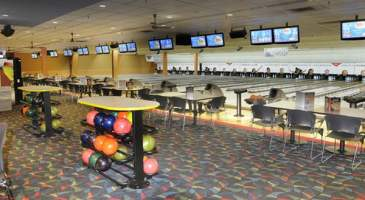 Sayville Bowl Interior