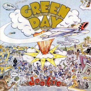 Dookie CD Cover