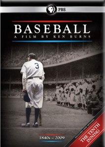 Baseball DVD
