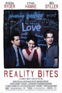 Reality Bites Poster