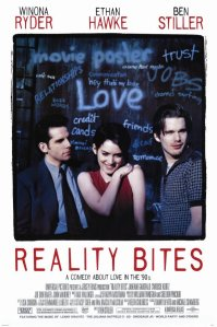 Reality Bites Poster