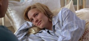 Jenny, on her deathbed.