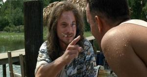 Lieutenant Dan, played by Gary Sinise