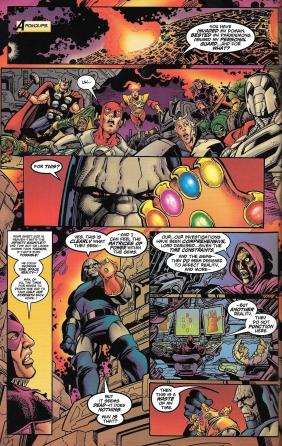 Darkseid JLA Avengers