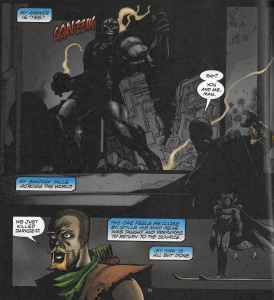 JLA Death of Darkseid