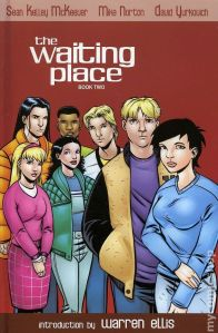 Waiting Place Cover