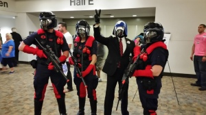 Cobra Commander 2016!