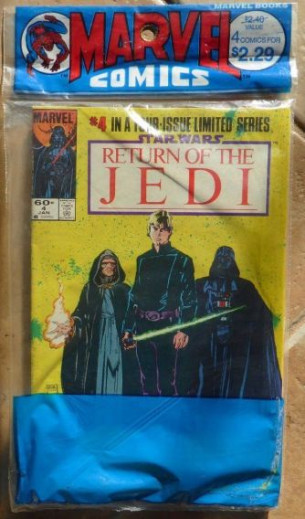 Return of the Jedi Comics