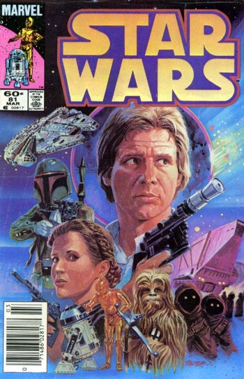 Star Wars 81 Cover