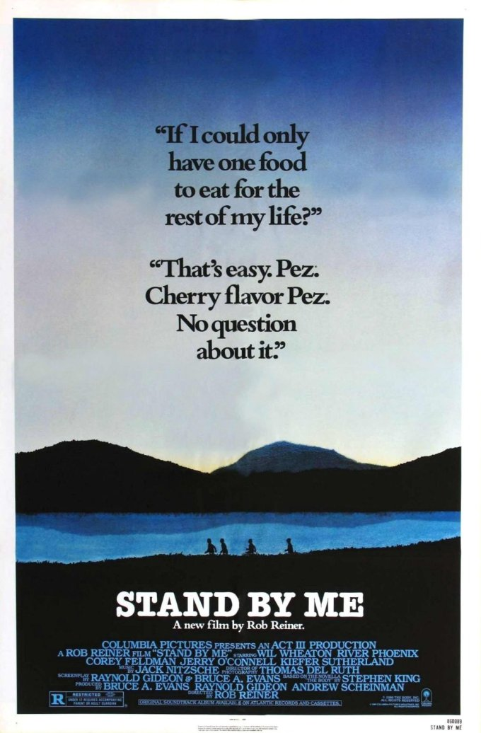 Stand By Me Poster 2