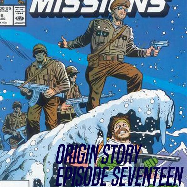 Origin Story Episode 17 Website Cover