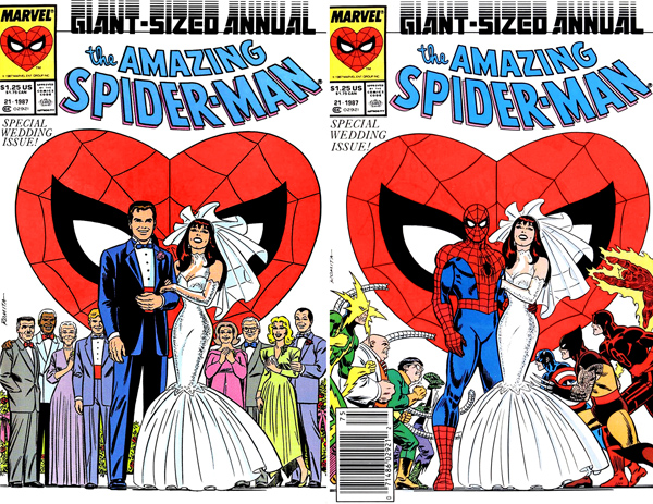 Amazing Spider-Man Annual 21 mini