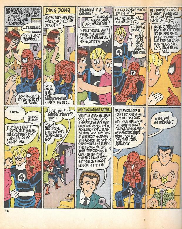 Marvel Age 540005