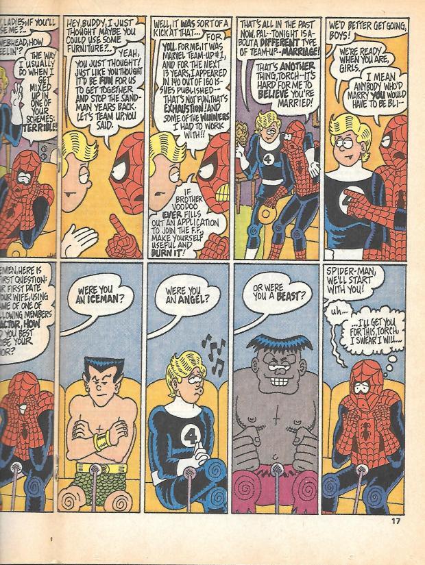 Marvel Age 540006