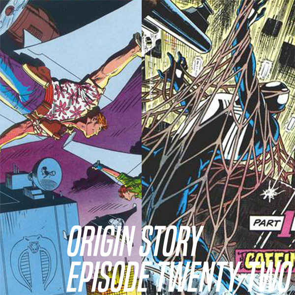 Origin Story Episode 22 Website Cover