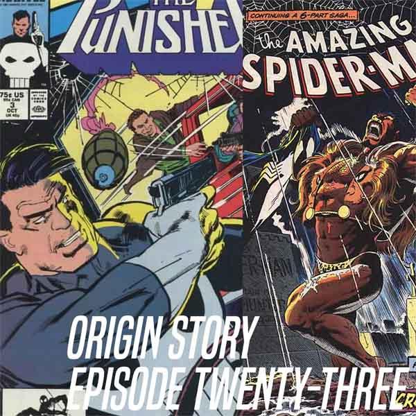 Origin Story Episode 23 Website Logo