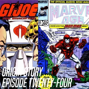 Origin Story Episode 24 Website Cover