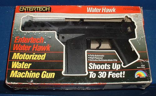 Entertech water hawk