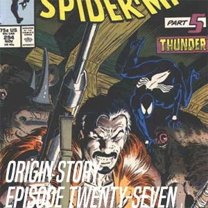 Origin Story Episode 27 Website Cover