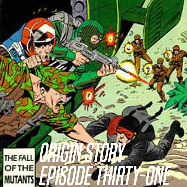 Origin Story Episode 31 Website Cover