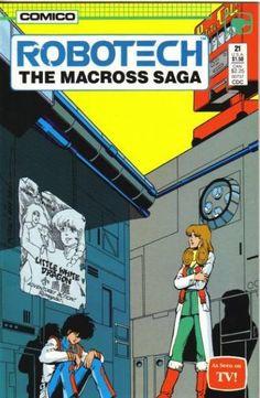 Robotech Macross 21