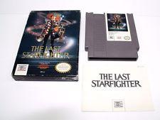 Last Starfighter NES