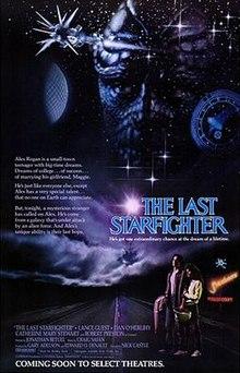 Last Starfighter Poster