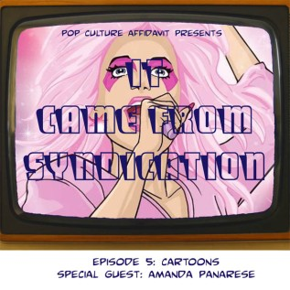 It Came from Syndication Episode 5 Website Cover