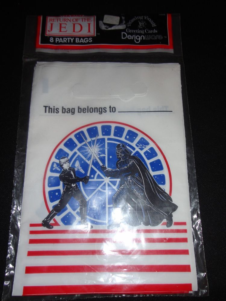 Return of the Jedi Party Favor
